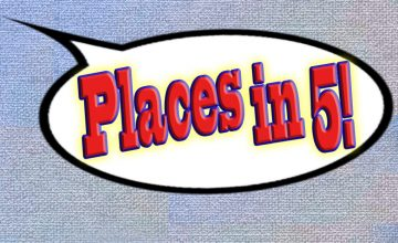 Places in 5